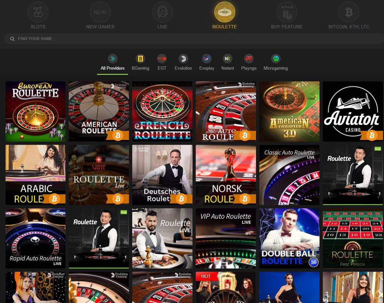 roulette fastpay casino